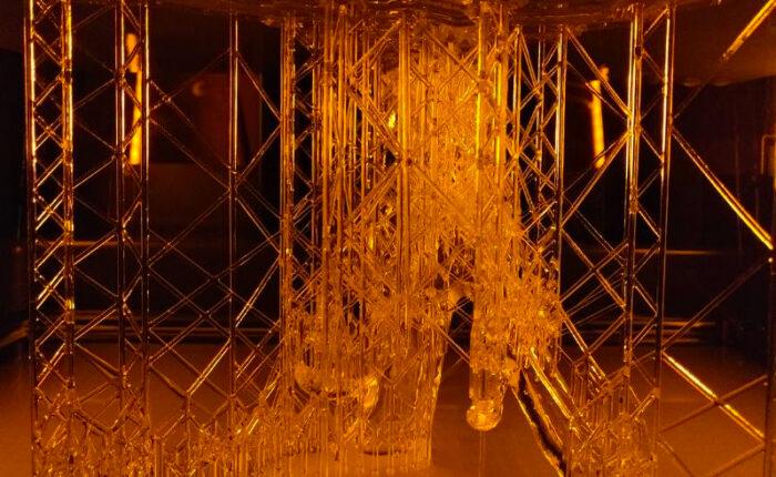 Ducaroy Grange Impression 3D pour la fabrication de maquette - Crédit Photo : Ducaroy Grange