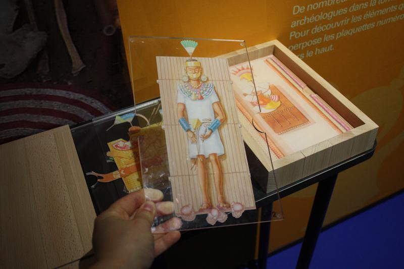 Jeu pédagogique en bois - Cercueil du Seigneur de Sipan