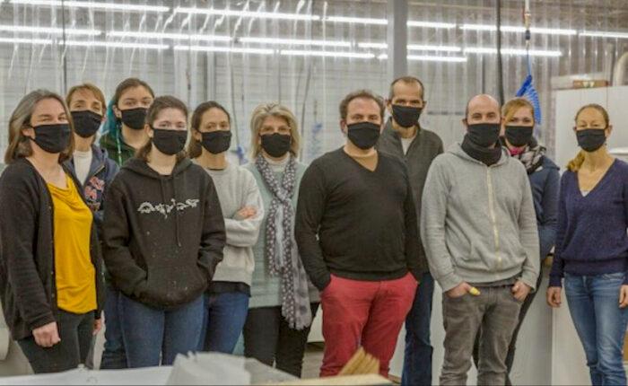 Équipe Ducaroy Grange- Maquettistes Manipeurs Sculpteurs Décorateurs