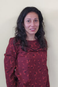 Portrait Maha Hodroj