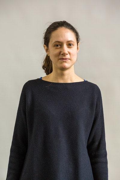Portrait Laurie Michel