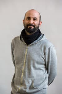 Portrait Guillaume Ongaro