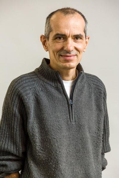 Portrait Éric Fermigier