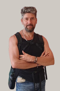 Portrait Thierry Portier