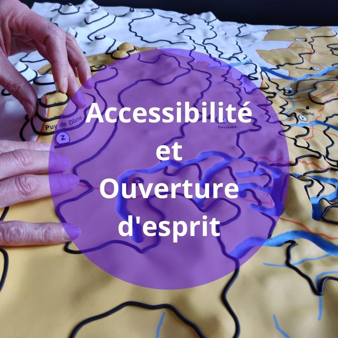 Les valeurs de Ducaroy Grange : Accessiblité et Ouverture d'esprit