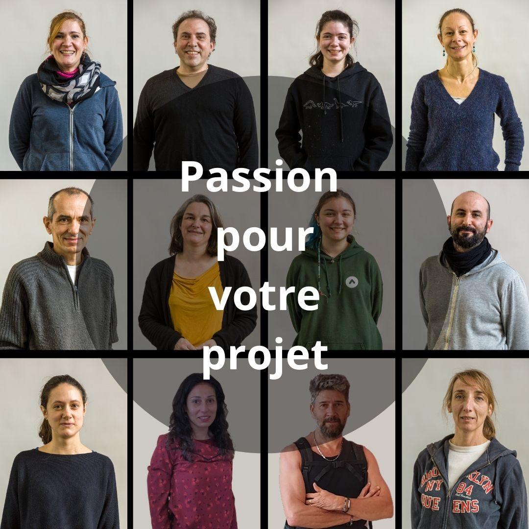 Les valeurs de Ducaroy Grange : Passion pour votre projet