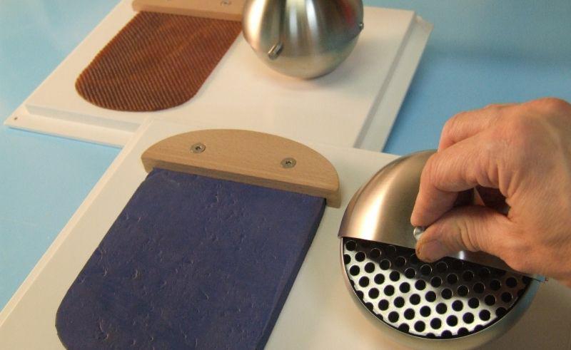 Des dispositifs sensoriels - olfactifs et tactiles - pour l'Aventure Michelin
