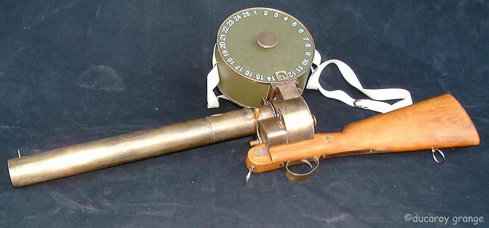 Fusil chronophotographique